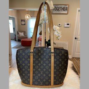 📍FIRM!Louis Vuitton Babylone Shoulder Bag